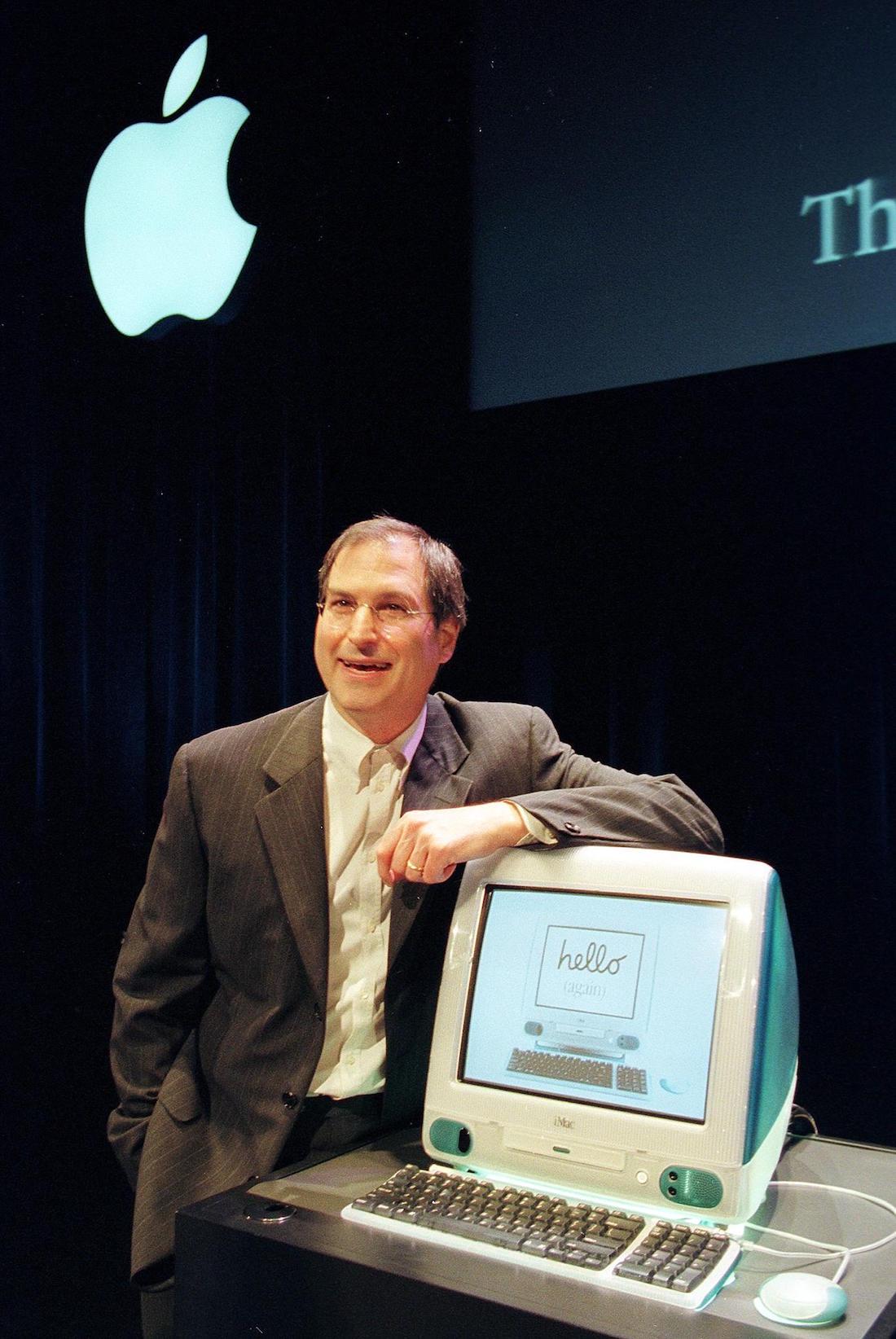 حرف «i» در ابتدای محصولات اپل از کجا آمد؟