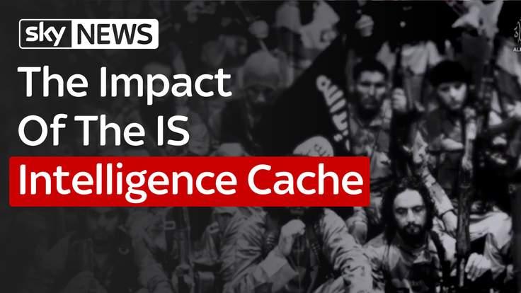 افشای اطلاعات دهها هزار تروریست داعش از طریق یک فلش USB