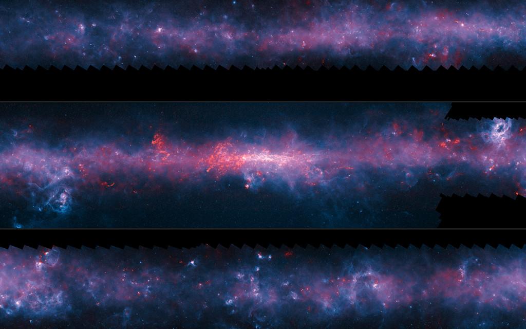 تماشا کنید: شش عکس منحصر به فرد از فضا