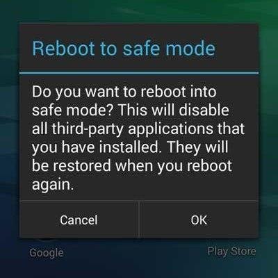 حالت Safe Mode در اندروید و چگونگی فعال کردن آن