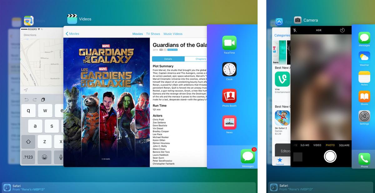 هشت قابلیت جذاب و جالب در بروزرسانی جدید iOS