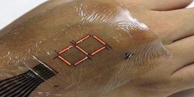 اندازه گیری فشارخون با پوسته الکترونیکی