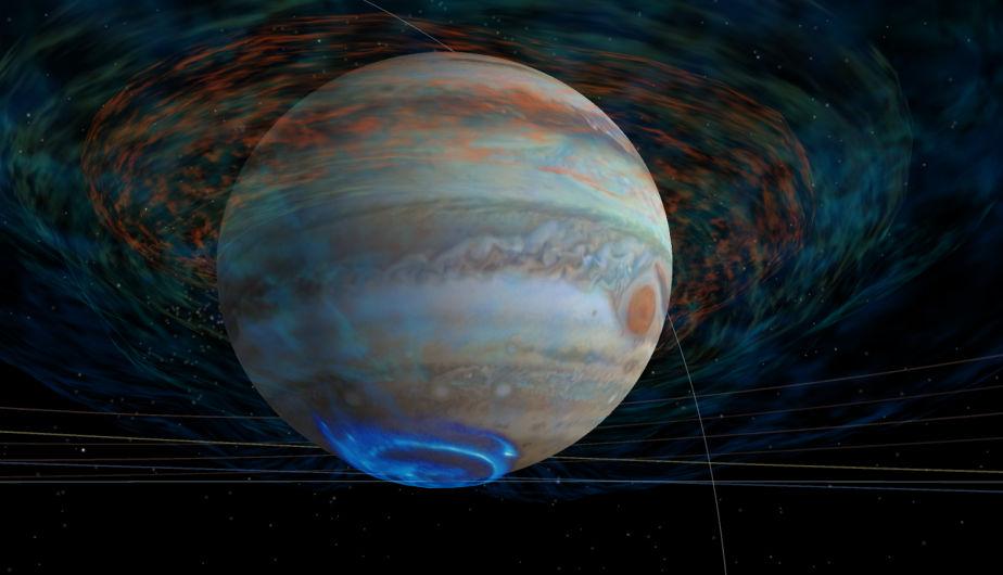 چگونه «جونو» راز بزرگ منظومه شمسی را حل میکند؟ / با ماموریت های بزرگ «جونو» آشنا شوید