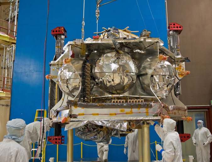 کاوشگر Juno بعد از 5 سال سفر به سیاره مشتری رسید / آغاز ماموریت شگفت انگیز کاوشگر ناسا در مدار مشتری