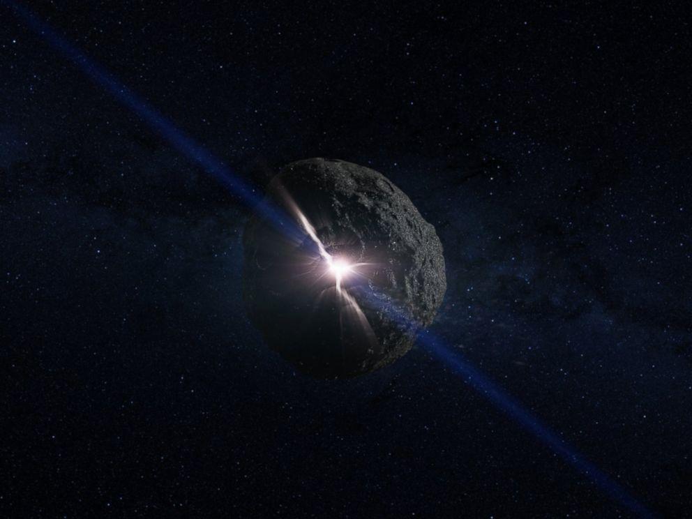 کاوشگر جدید ناسا برای بررسی شهاب سنگی که میتواند زمین را نابود کند