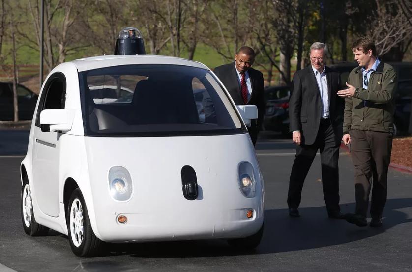 بحران در پروژه خودروهای خودران گوگل با خروج سه تن از مدیران کلیدی این پروژه