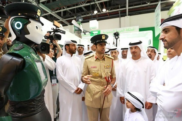اولین پلیس هوشمند جهان