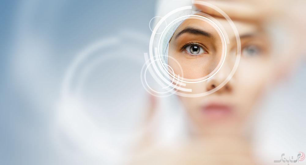 تاثیر تلفن هوشمند بر بینایی