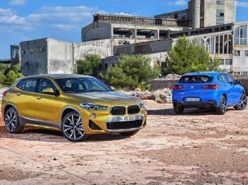 عضو جدید خاندان باواریایی، BMW X2 با ۳۰۰ اسب بخار قدرت در راه است.
