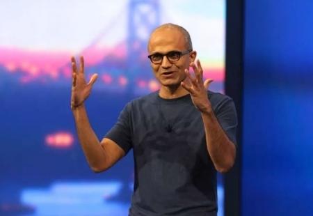 ساتیا نادلا از قرارداد همکاری مایکروسافت با پنتاگون دفاع کرد